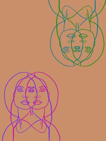 women-lines
